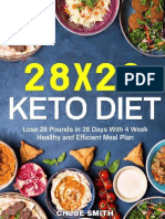 Keto Diet Lose 28 Pounds in 28 Days