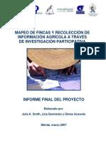 Manual de Mapeo Rural Participativo