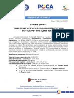 Comunicat de Presa Proiect - Municipiul Pascani - De Publicat (1)
