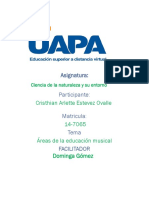 Tarea 6 Educacion Musical Arlet