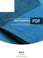 Data Residency Whitepaper