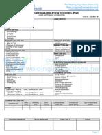 WPS format for ASME IX - PQR-All