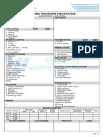 WPS format for Asme Ix - Wps - Gtaw Fcaw Gmaw