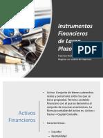 Instrumentos de Financiación Completo