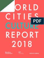 Reporte Cultura Mundial