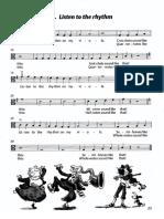 Selección de canciones sencillas viola