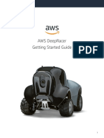 AWS DeepRacer Getting Started Guide