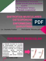 Distrofia Muscumlar
