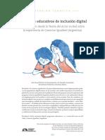 Dussel, I.(2014).Programas Educativos de Inclusión Digital