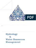 Chaptar 1 Hydrological Cycle 1