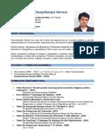 Cv - Marco Chuquillanqui Herrera 2019