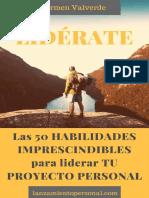 Las 50 Habilidades Imprescindibles Para Liderar Tu Proyecto Personal - Carmen Valverde