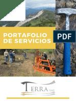 Portafolio de Servicios TERRA Final