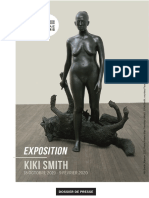 Exposition Kiki Smith à la Monnaie de Paris