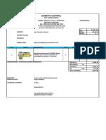 Cotizacion Motor Enrollable Marca ALSAMEC Modelo UNIKO 1