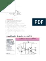 Características transistores