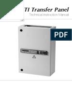 CTI Technical Manual Nueva