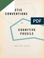 Tsur, Reuven - Poetic Conventions as Cognitive Fossils