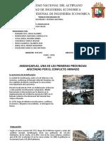 Conflicto Social Andahuaylas