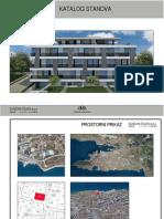 Katalog stanova - Sunčani Žnjan