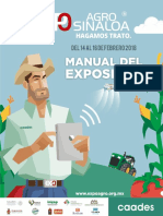 Manual Expositor 2018