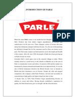 PARLE Black Book