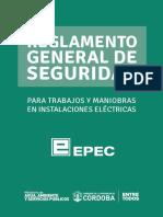 1._reglamento General de Seguridad Para Instalación Electrica