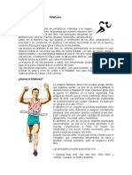 Atletismo - Vic