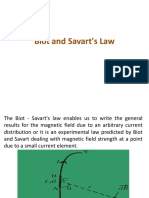 Biot and Savart_s Law