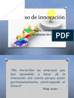 proceso de innovacion