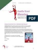 BRA Earth Yoni Worldwide Blessing Take Part2018