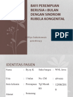 Ppt Case 3 Adit Anak Rswn Crs Rubella