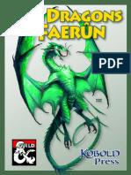 Gem Dragons of Faerun