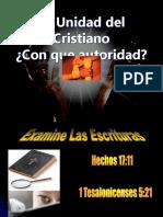 la-unidad-del-cristiano.ppt