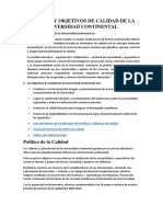Gestion Ambiental politica de calidad de una empresa.docx