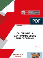 3.3.a CÁLCULO DE LA CANTIDAD DE CLORO PARA CLORACIÓN.pptx