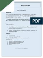 Plantilla Anuncio Empleo (1)