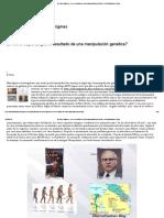 El Homo Sapiens, ¿Es El Resultado de Una Manipulación Genética_ « Oldcivilizations's Blog