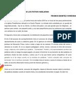 LINEAMIENTOS ICFES SABER 11