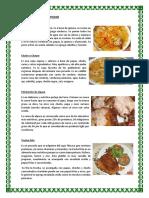 platos típicos de puno