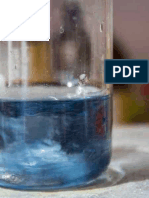 Chemistry science fair project - Iodine clock reaction
