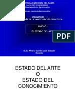 Estado Del Arte 30 09 19