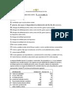 Actividad de Fijacion de Precios Con Base en El Costo p1 p2 y p3
