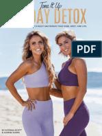 Tone It Up 2019 5 Day Detox Regular