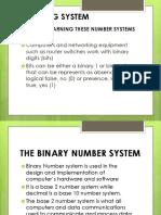 Final Number System