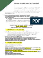 TRES PRINCIPIOS PARA APLICAR LA PALABRA DE DIOS EN TU VIDA DIARIA.docx