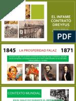 El Infame Contrato Dreyfus