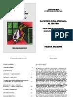 La Semiología Aplicada Al Teatro (Interpretación) Helena Sassone