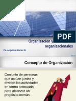 4. Organización y estructuras organizacionales S2 2019