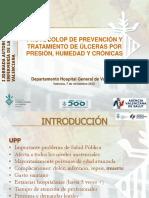 Protocolo de Prevención y Tratamiento de UPPs